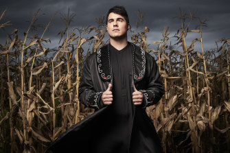 Jeremy Dutcher: ''We had kids rounded up and taken to schools where it was not OK to speak the language.''