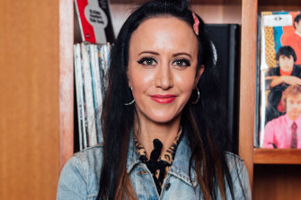 'I'm a big deal in my living room': Jane Gazzo talks radio, TV and the future of music