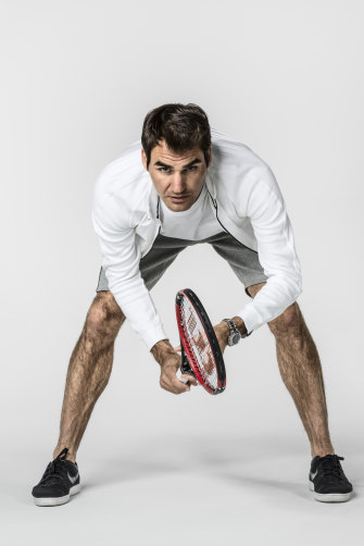 The thing about Roger is you can get lost in a flurry of statistics including the number of titles and his resilience in a gruelling sport.