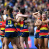 AFLW set to stick with conferences for 2020