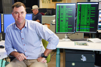 Dr Andrew Watkins, head of long-range forecasting.