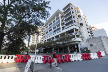 Mascot Towers residents told they will not return home this year