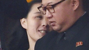 Kim Yo-jong reportedly abused staff at the Propaganda and Agitation Department and punished them for minor mistakes.