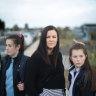 Funding shortfall leaves kids facing third school in three years