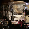 Bomb kills tourists near Egypt's pyramids