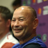 'Opportunity to change rugby history': Eddie ready to take down the All Blacks
