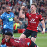 Crusaders secure hosting rights for Super Rugby Aotearoa final