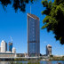 Brisbane's office spaces are now in high demand, with the lowest vacancy rates in five years.