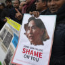 Suu Kyi confronts Rohingya genocide charge as horror laid bare