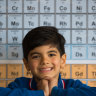 Confident, cute and an IQ of 139: Meet Maximus, the five-year-old genius, in his element
