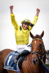 Tom Marquand has now established himself as one of the world's elite jockeys.