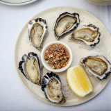 The oysters at Florentino