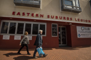 Five cases have been linked to the Eastern Suburbs Legion Club in Waverley.