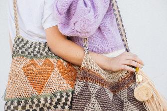 Sepik Bilum is one of the many styles made by artisanal women across Papua New Guinea.