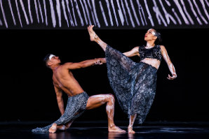 Spirit: a retrospective 2021 is Bangarra's longed-for return to the stage after a 10-month COVID hiatus.
