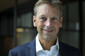 Rio Tinto's new chief executive Jakob Stausholm said restoring trust was one of his top priorities .