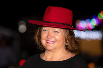 Climate sceptic Gina Rinehart is a significant shareholder in Vulcan Energy Resources which plans to produce lithium with a zero carbon footprint.