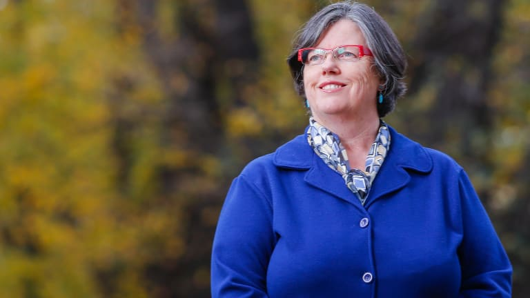 Colleen Hartland is stepping down from state parliament.