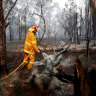 Talking about climate change is not an insult to bushfire victims