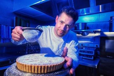 Chef Gareth Whitton of Tarts Anon.