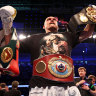 Dominant Usyk ends Joshua's reign as heavyweight champ