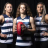 Morrison the No.1 as Cats enter AFLW with a bang