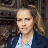 For Teresa Palmer it's the season of the witch