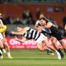 Selwood defends Dangerfield as 'angry' Cats prepare for giant task