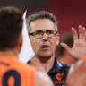 'Itching for a game': Swans, Giants seeking reserve-grade solution