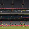 Kicking goals: Seven, Fox enjoy bumper ratings for AFL season opener