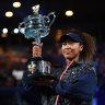 Naomi Osaka beats Jennifer Brady to win the Australian Open, her fourth grand slam title