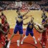 Bogut relished shutting up loudmouth Houston Rockets