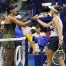 'I couldn't breathe': Krejcikova survives scare to advance at US Open