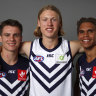 Diamond emerges from rough as Docker rookies excite captain Fyfe