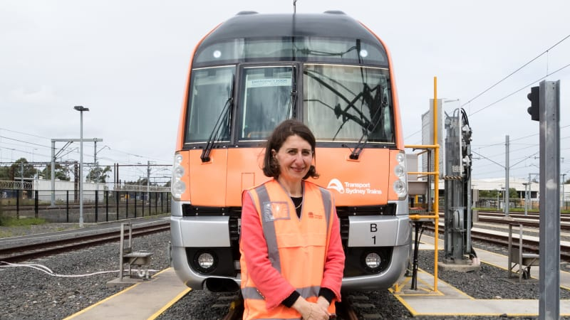 New Waratah trains finally signal end to Sydney's 'sweat sets'