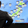 Typhoon Hagibis could match 1958 storm that killed 1200 in Japan