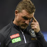 Buckley resembling Malthouse as crunch time arrives for Magpies