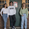 'I'm trying to remain hopeful': Deja vu for HSC students about to start their final term