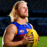 Daniel Rich will play his 200th AFL match on Saturday.