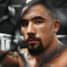 Whittaker's rise from housing commission to UFC champion
