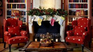 Firmdale Group's Ham Yard Hotel is in full Christmas swing, despite London's prolonged lockdown.