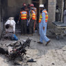 Suicide bomber targets hospital in deadly attack in Pakistan