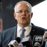 Morrison locked into airport rail link: construction to start within three years