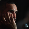 A salesman to the end, the real Anthony Mundine can finally stand up
