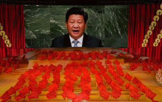 What nobody knows in the West - and very few know in China - is how far Xi Jinping intends to go in punishing Evergrande.