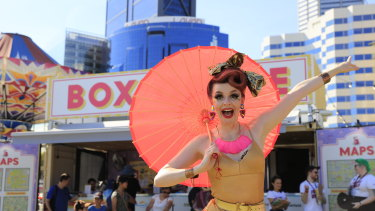 Fringe World 2020 saw a drop in box office sales but near-record crowds.