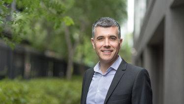 Associate professor James Trauer, head of Epidemiology at Monash University.