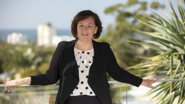 Professor Deborah Ralston.