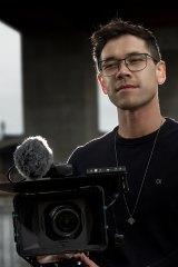 Documentary filmmaker Roger Ungers.