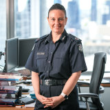 Lauren Callaway is the first woman Assistant Commissioner, Family Violence and is determined to fight precursors to violence and coercive control, including gender inequality.